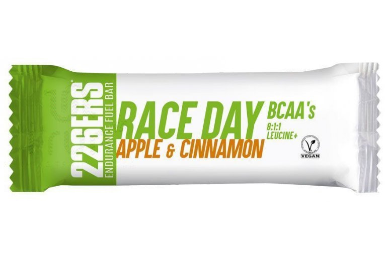 226ers Race Day BCAAs - Pomme et cannelle