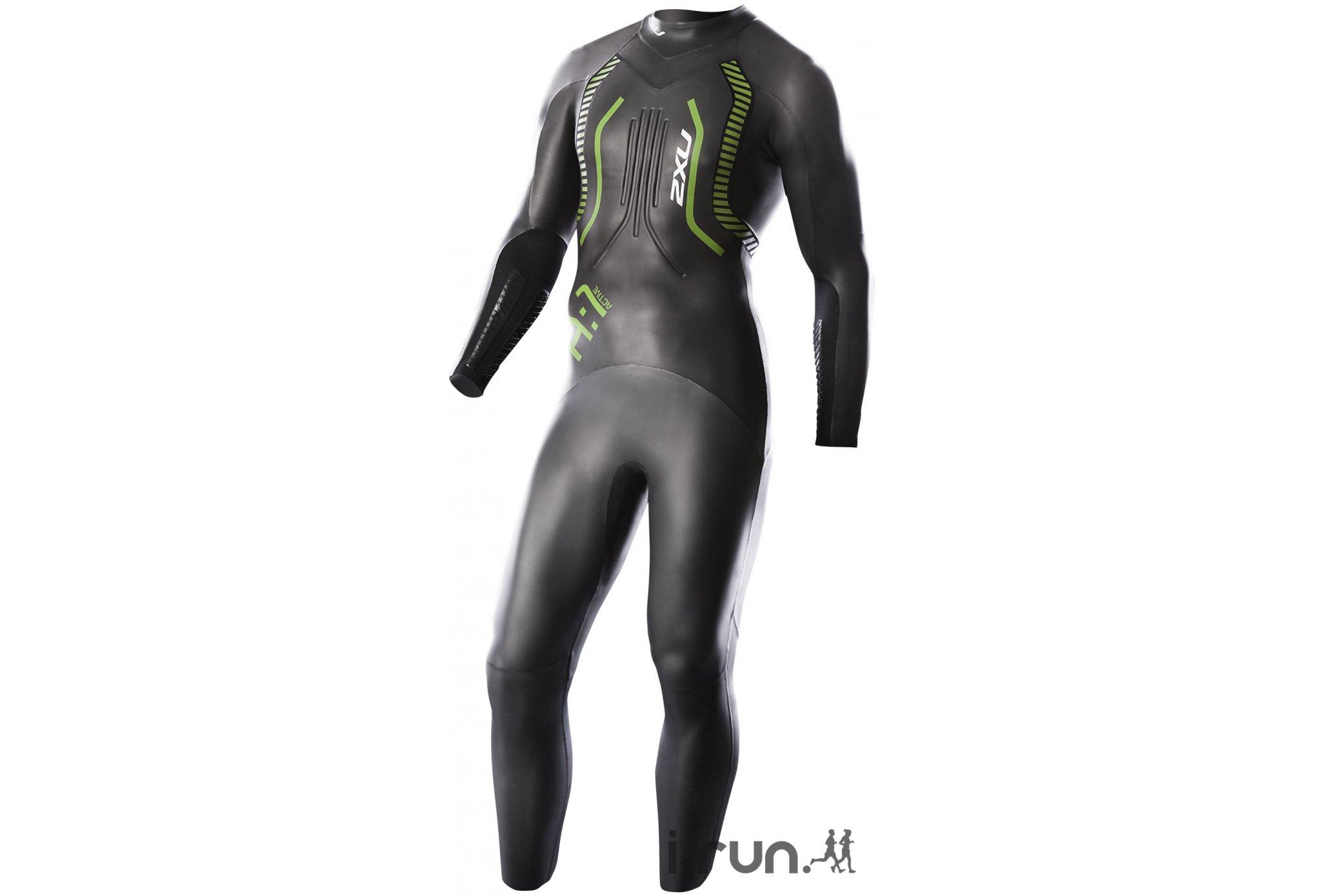 2xu Combinaison a:1 active m vêtement running homme