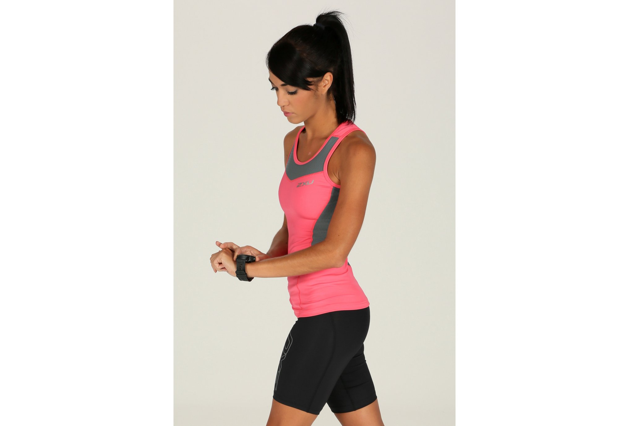 2xu Débardeur perform compression w vêtement running femme
