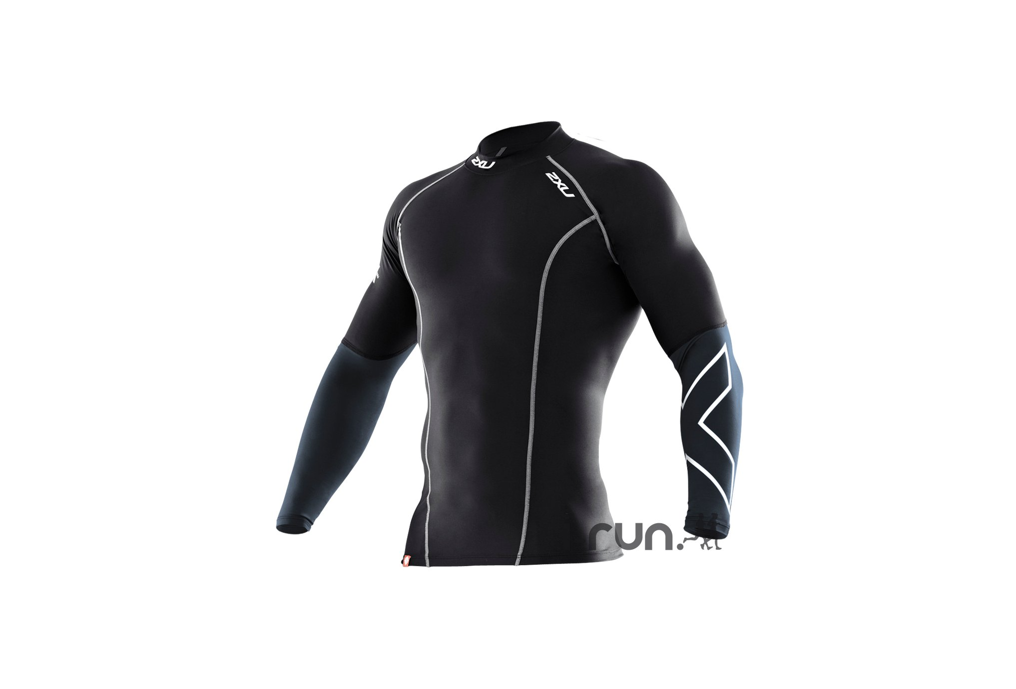 2xu Elite l/s xform compression m vêtement running homme
