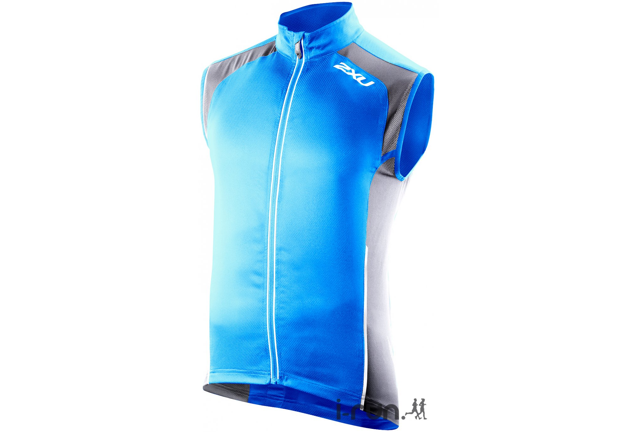 2xu Gilet vapor mesh 360 run m vêtement running homme