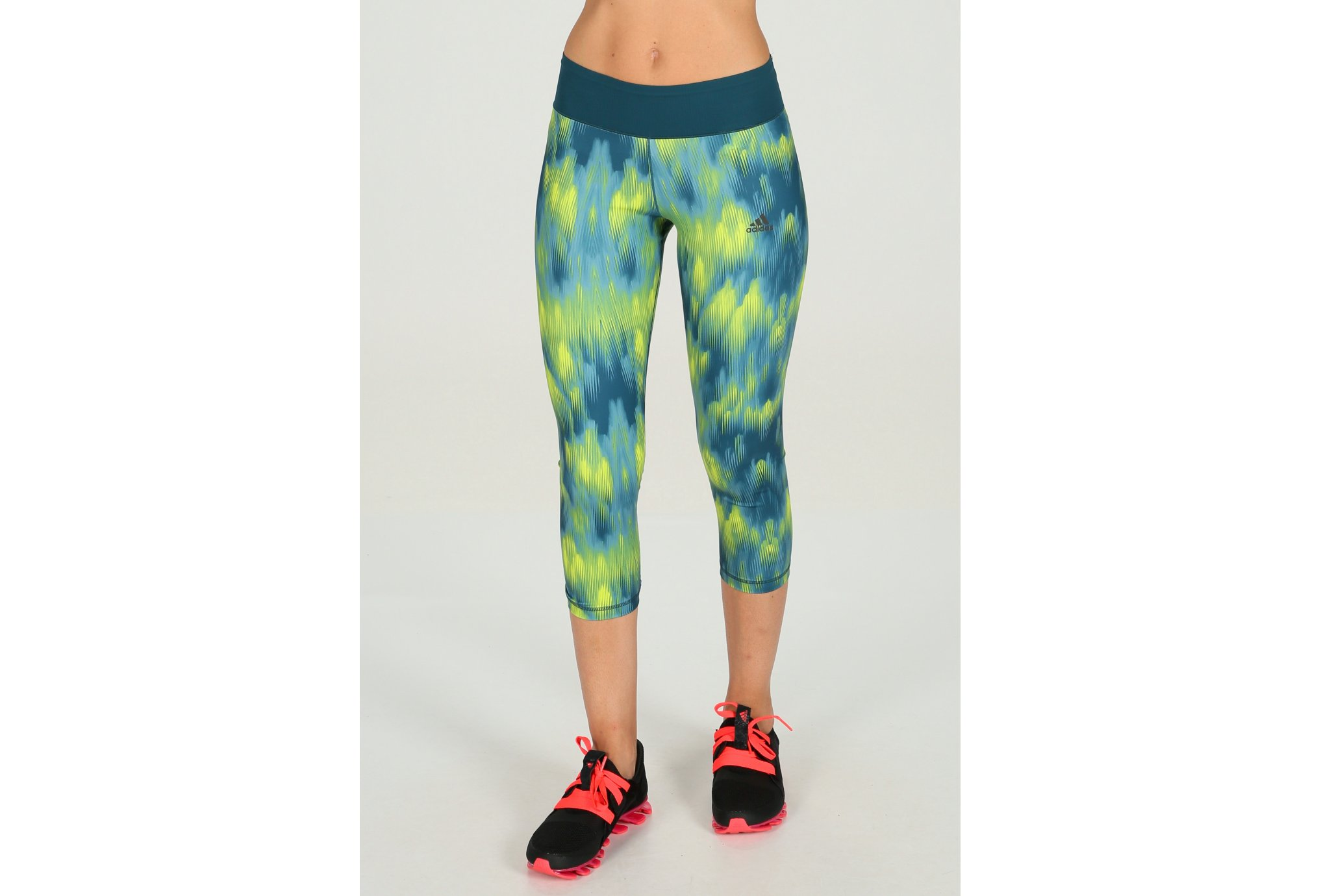 Adidas 3/4 tight drop 3 w vêtement running femme