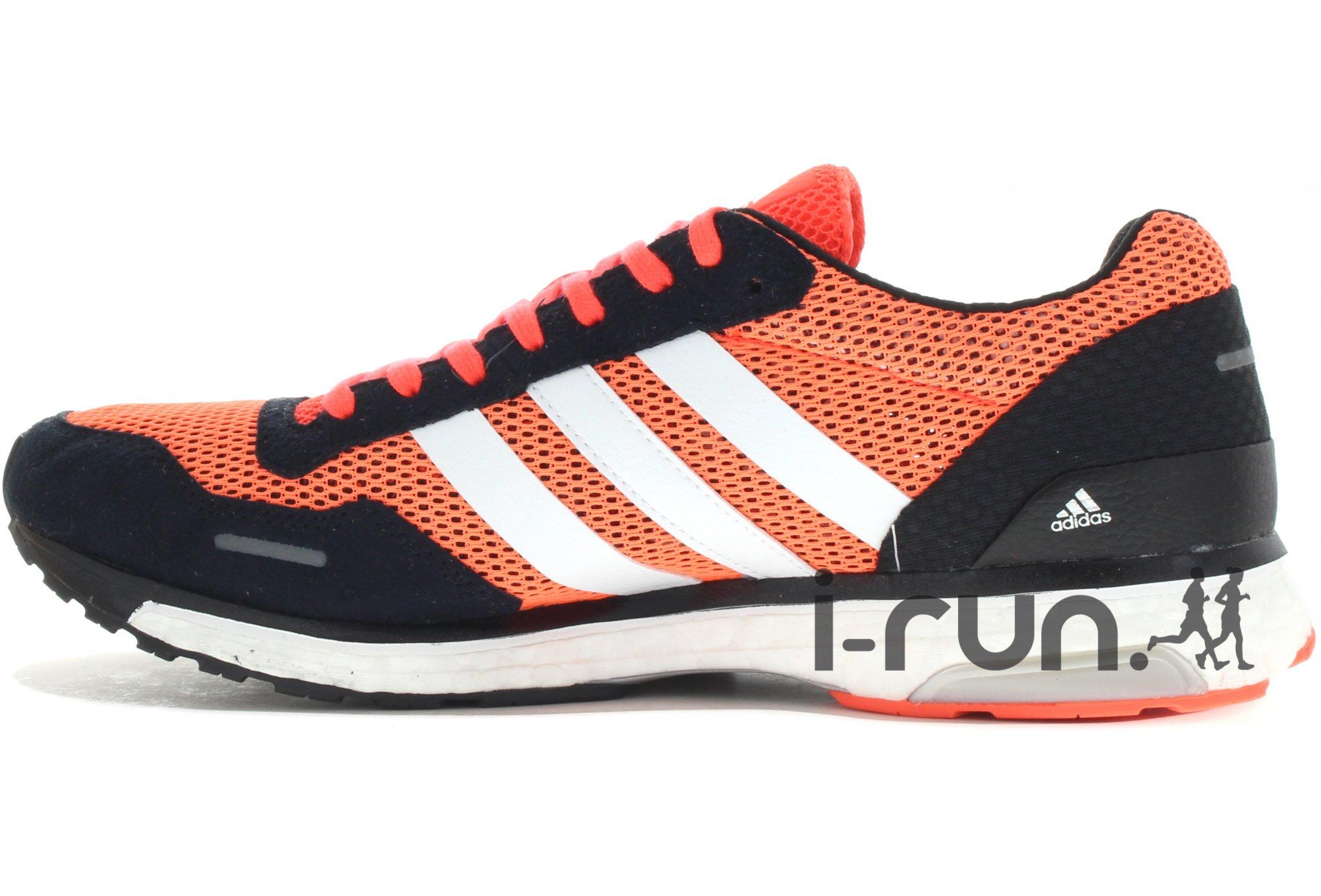 53cfd9398 ... adidas adizero adios boost 3 m chaussures homme 118201 1 sz