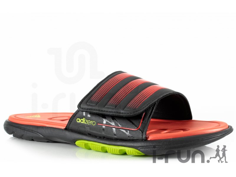 adidas claquette adizero slide 2 m pas cher chaussures homme running indoor training en promo. Black Bedroom Furniture Sets. Home Design Ideas