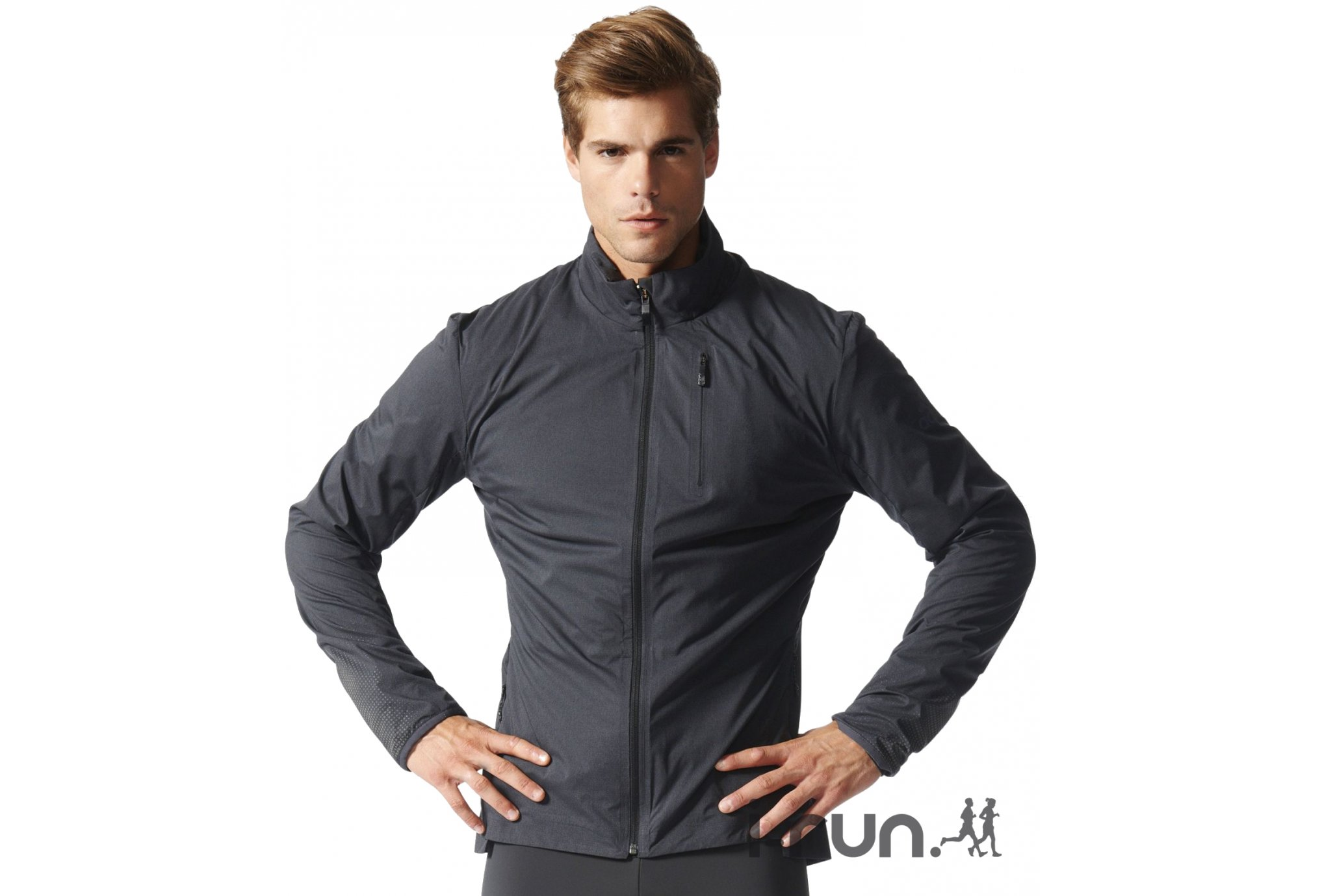 Adidas Climaheat m vêtement running homme