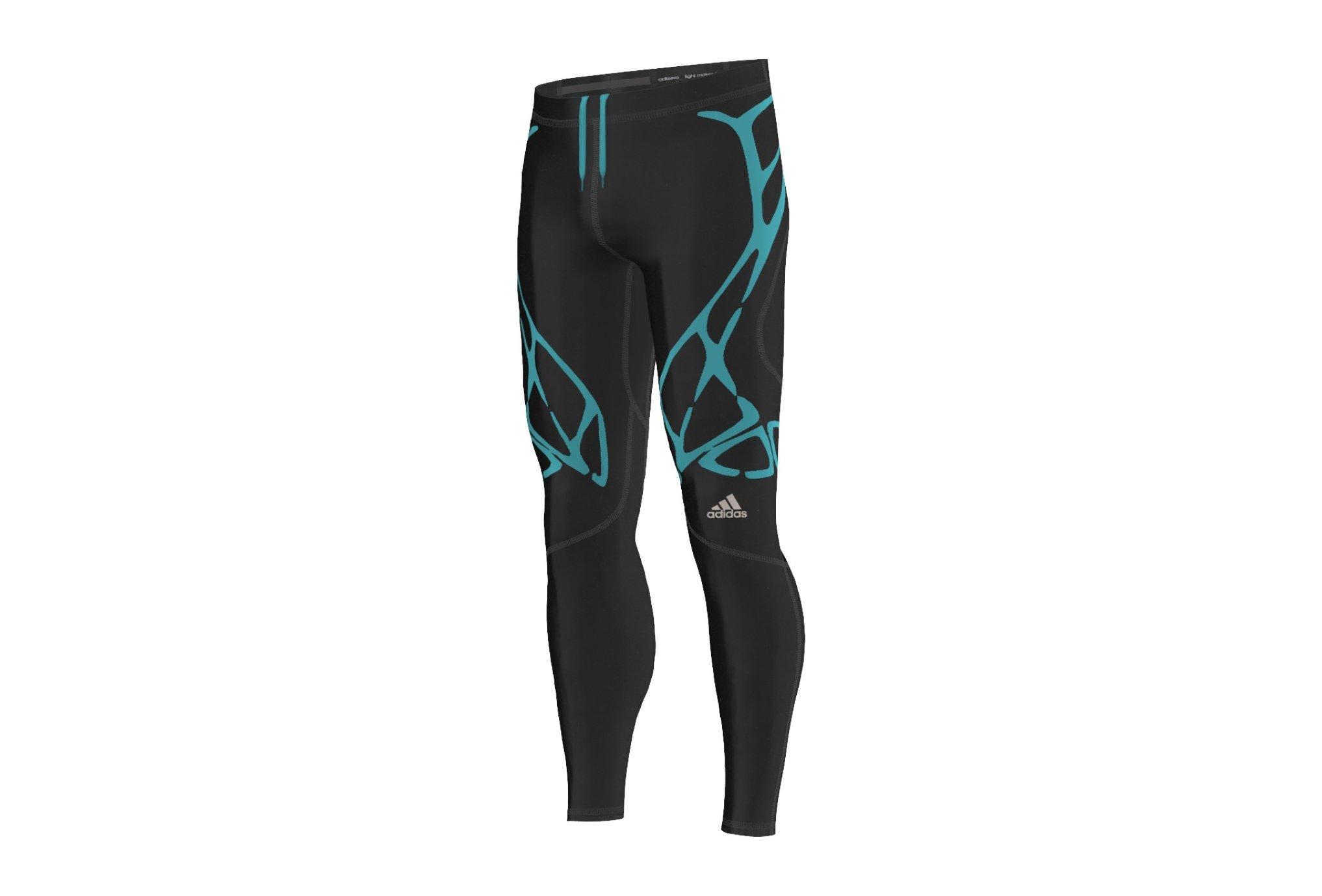 Adidas Collant adizero sprint web m diététique vêtements homme