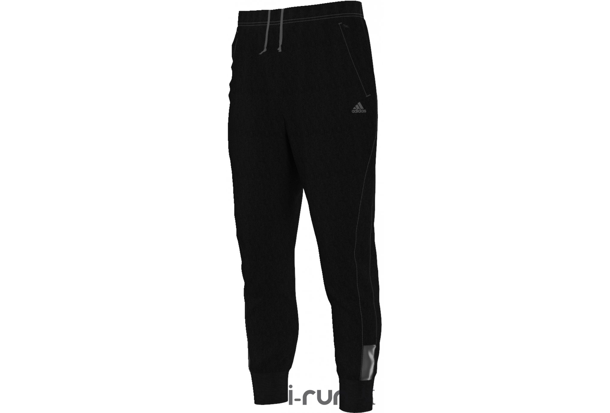 Adidas Pantalon beyond the run m vêtement running homme