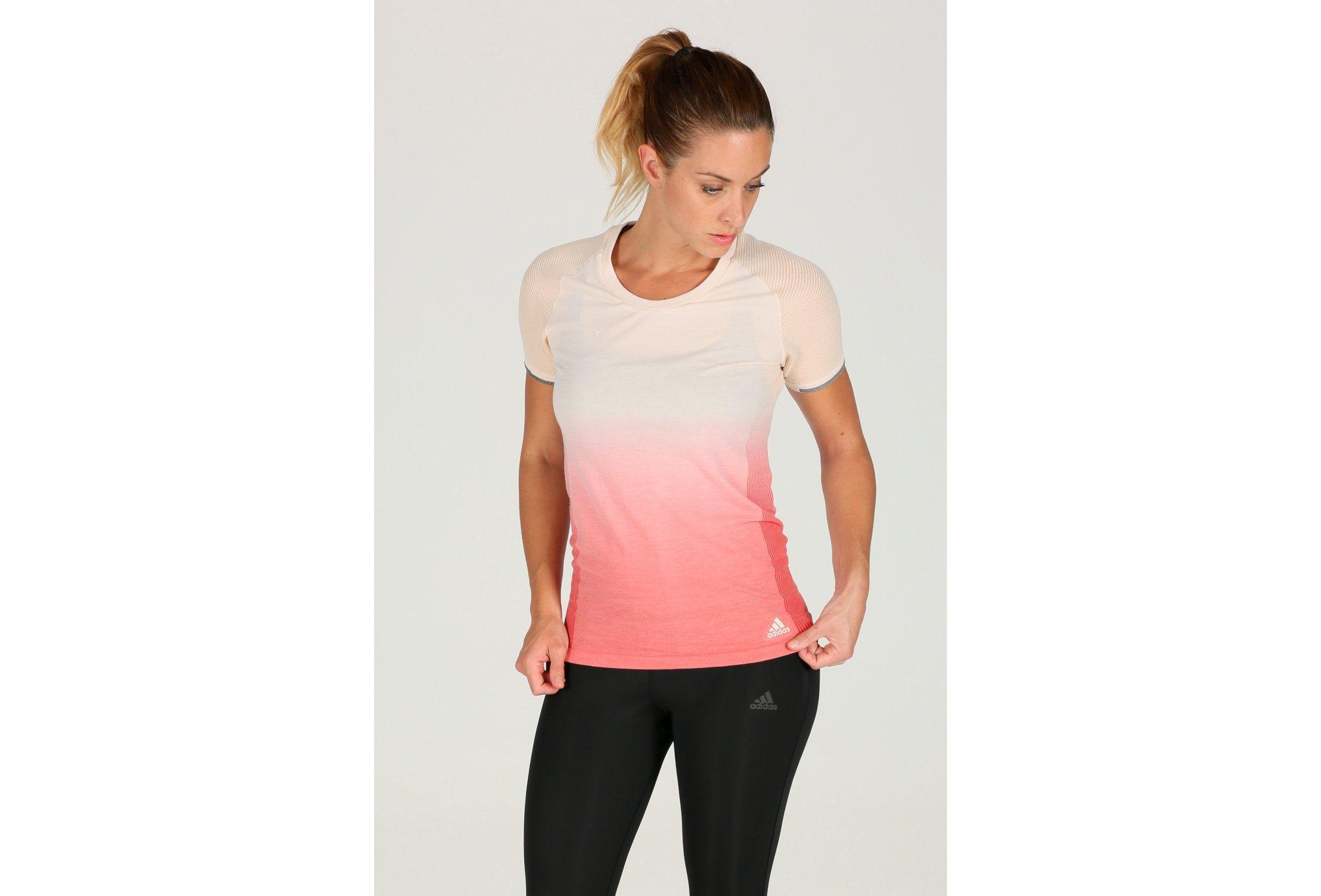 Adidas Primeknit wool dip-Dyed w vêtement running femme
