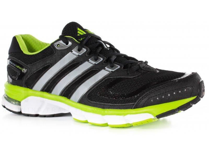bas prix 64123 2f40e adidas chaussures running response cushion homme