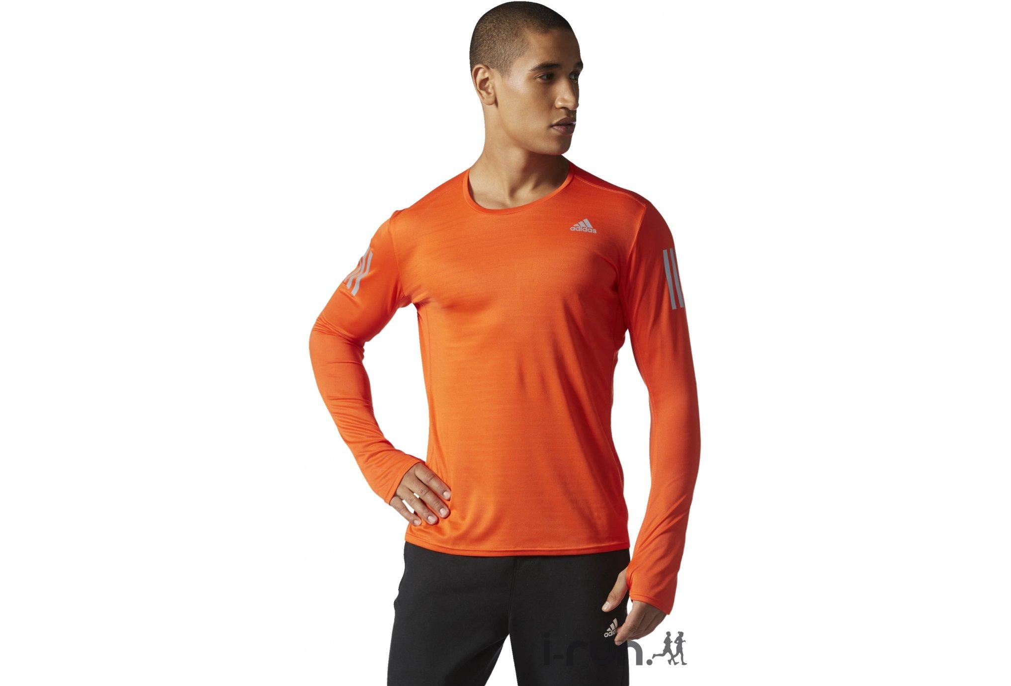 Adidas Response ls m vêtement running homme