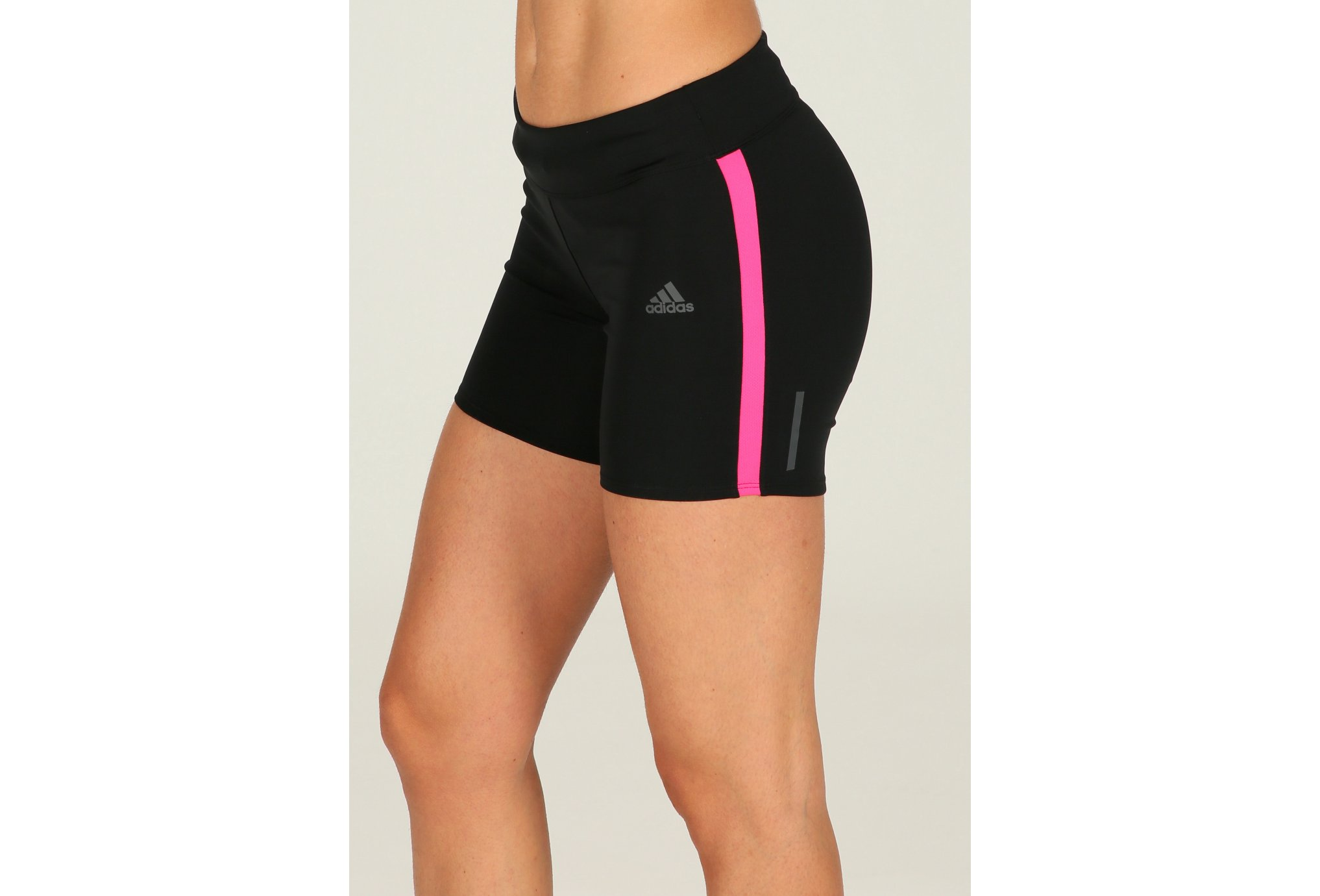 la fortifi e adidas response short tight w v tement running femme. Black Bedroom Furniture Sets. Home Design Ideas