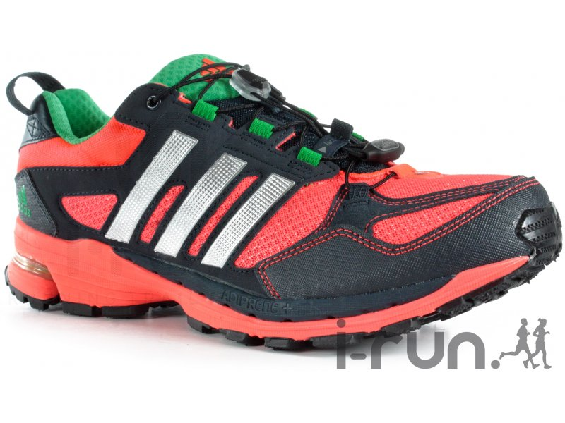 adidas Supernova Riot 5 M pas cher - Chaussures homme running Trail en promo