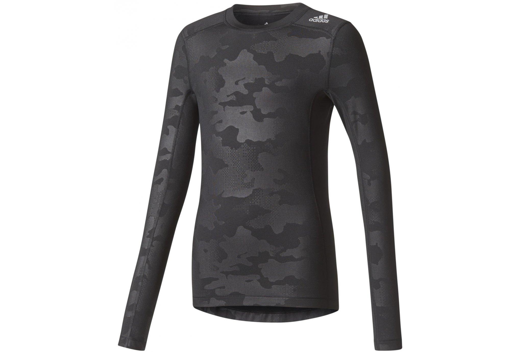 Adidas Techfit warm junior vêtement running homme