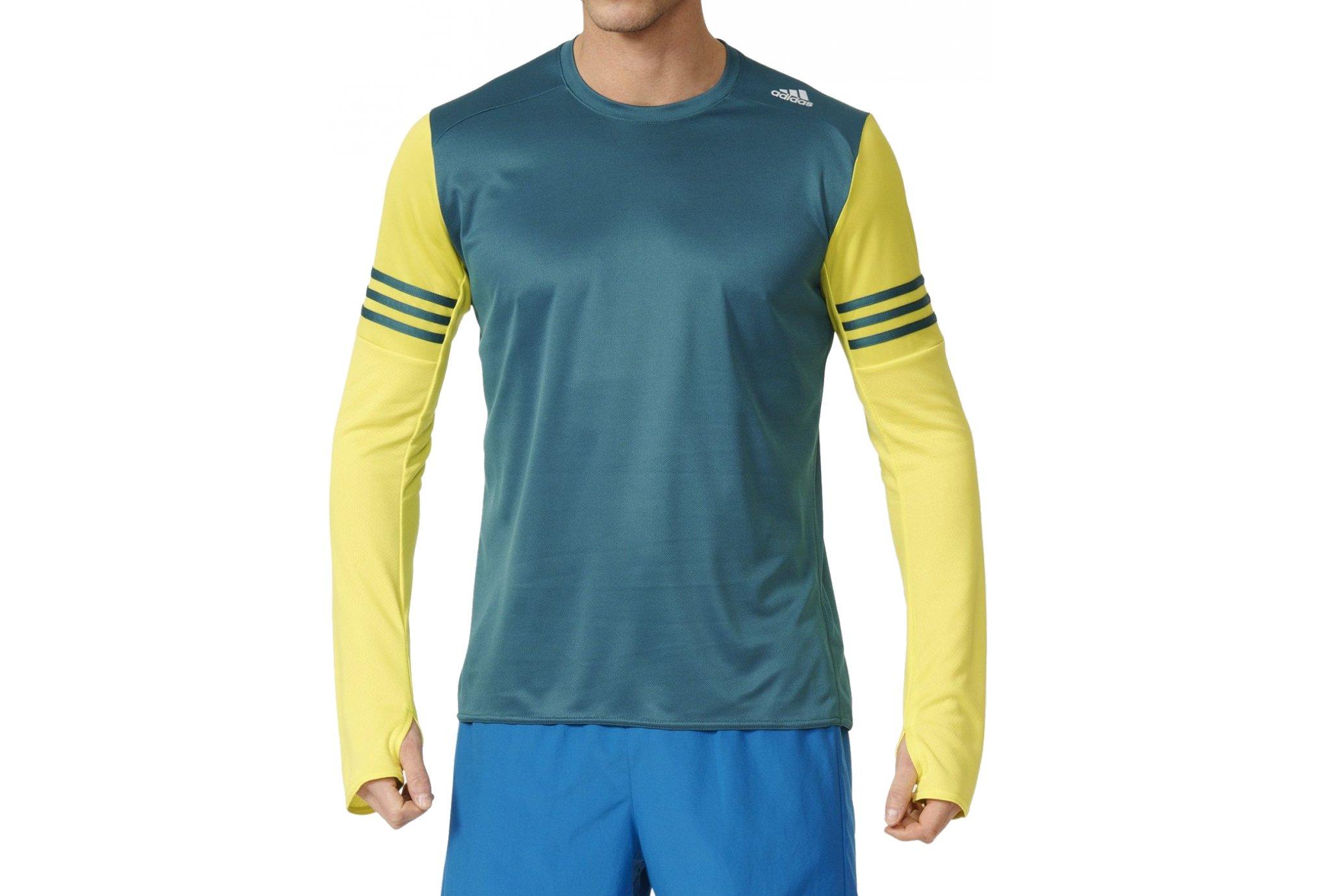 adidas Tee-Shirt Response M Diététique Vêtements homme