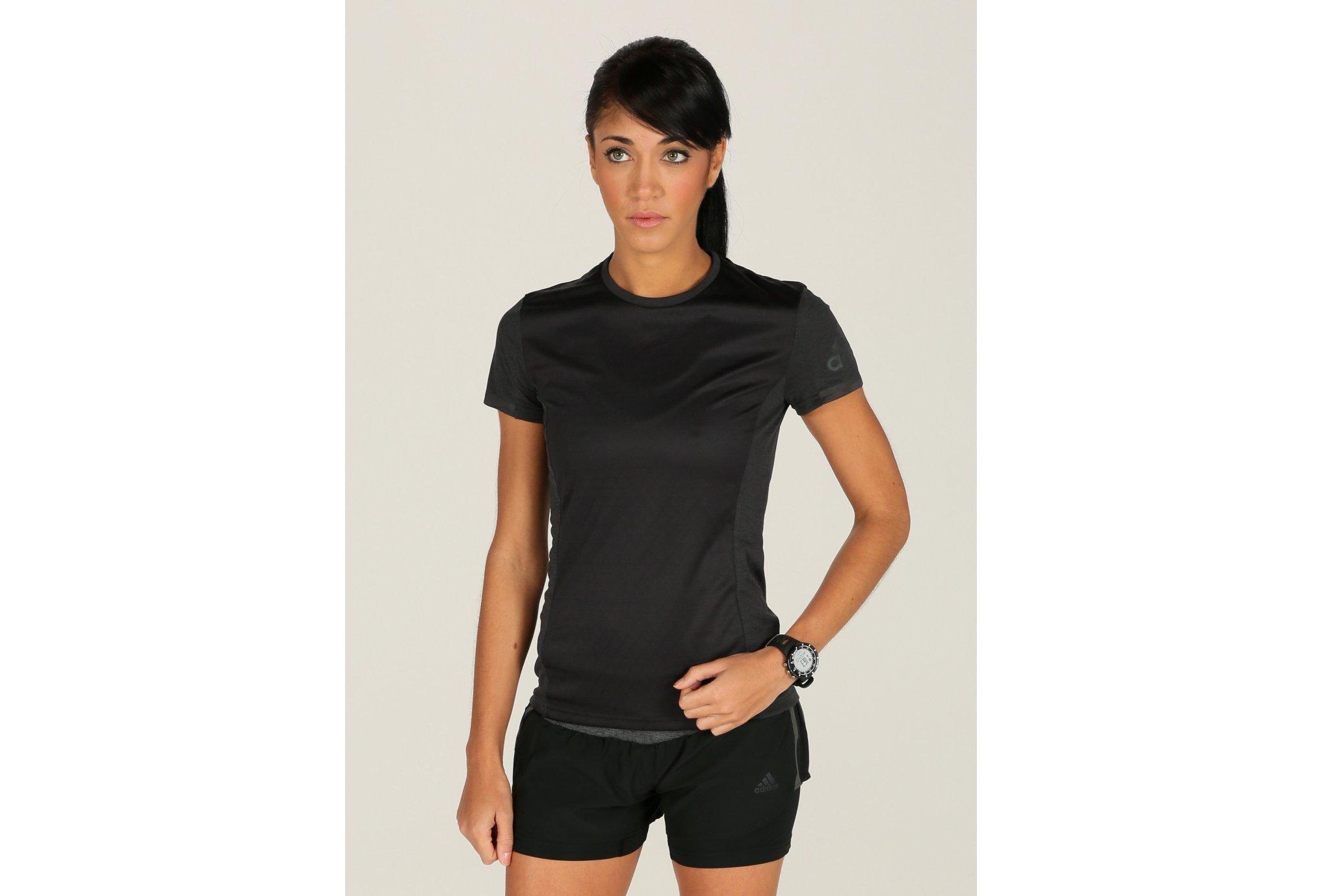 adidas Tee-shirt Supernova ClimaChill W vêtement running femme