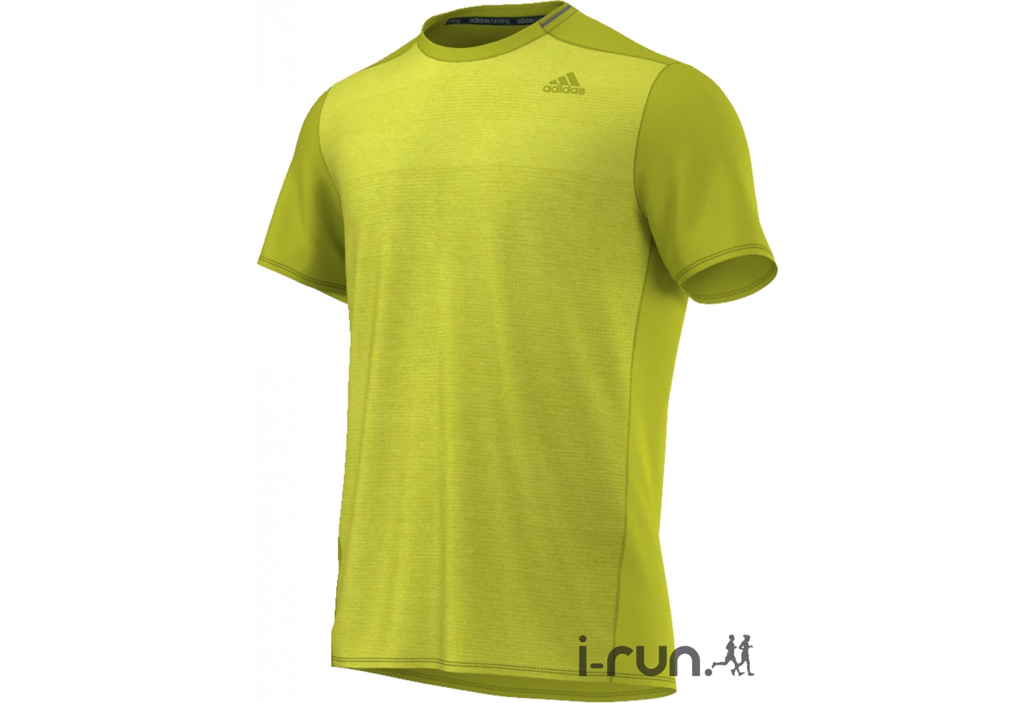 adidas Tee-shirt Supernova M vêtement running homme
