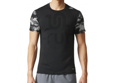 adidas Tee-Shirt Techfit Base Fitted M