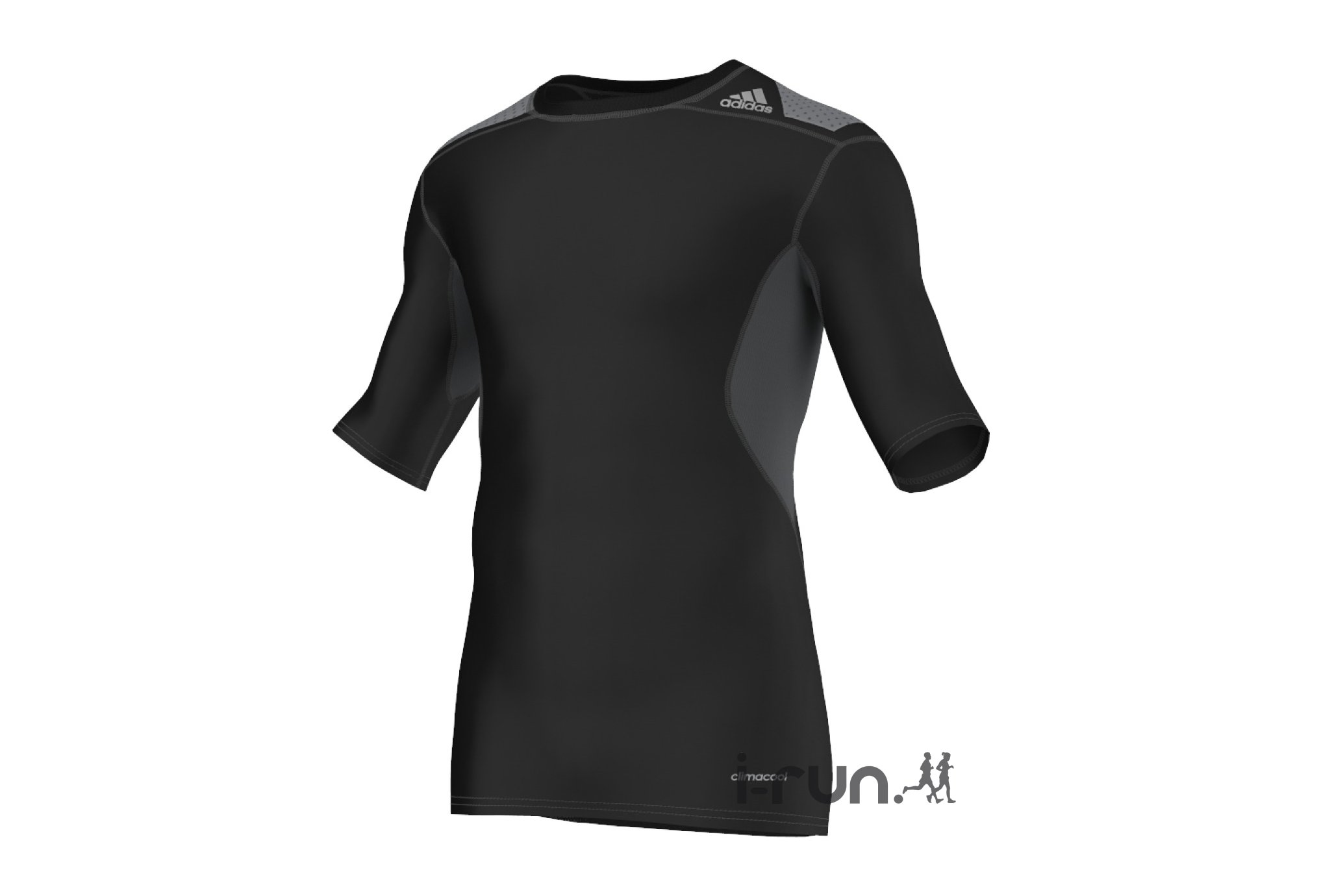 adidas Tee-Shirt Techfit PowerWeb M vêtement running homme