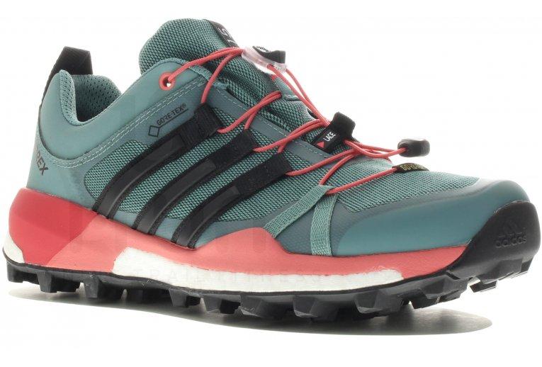 zapatillas trail mujer adidas