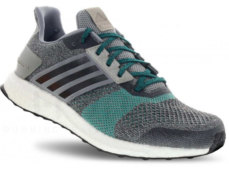adidas ultra boost st m pas cher chaussures homme running route en promo. Black Bedroom Furniture Sets. Home Design Ideas
