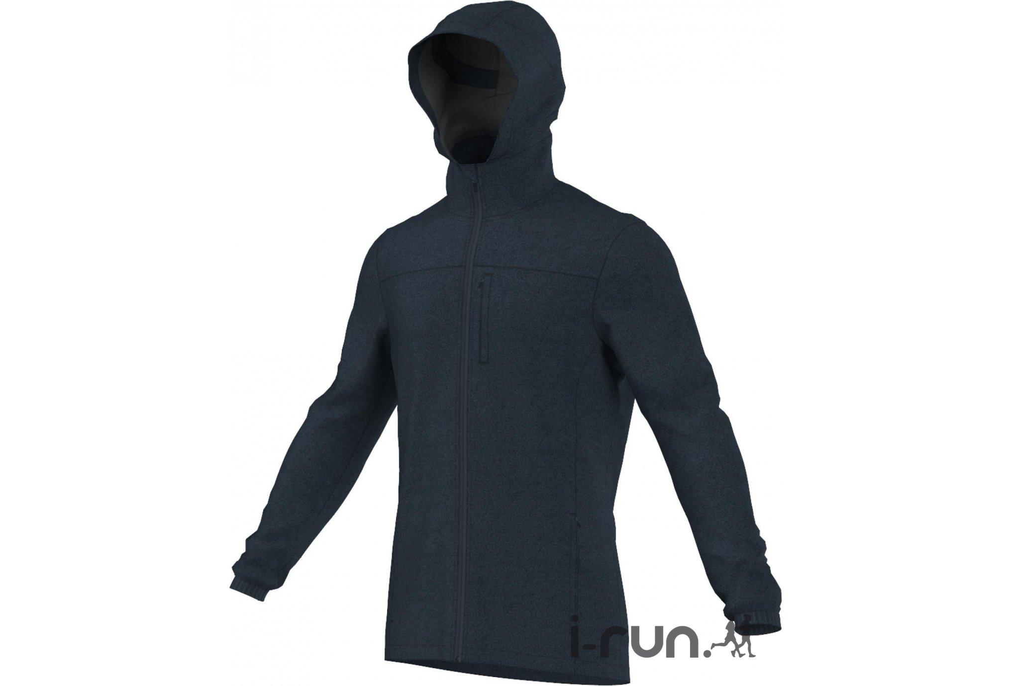 veste trail homme adidas