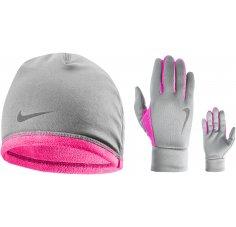 Nike Pack bonnet + gants Thermal W