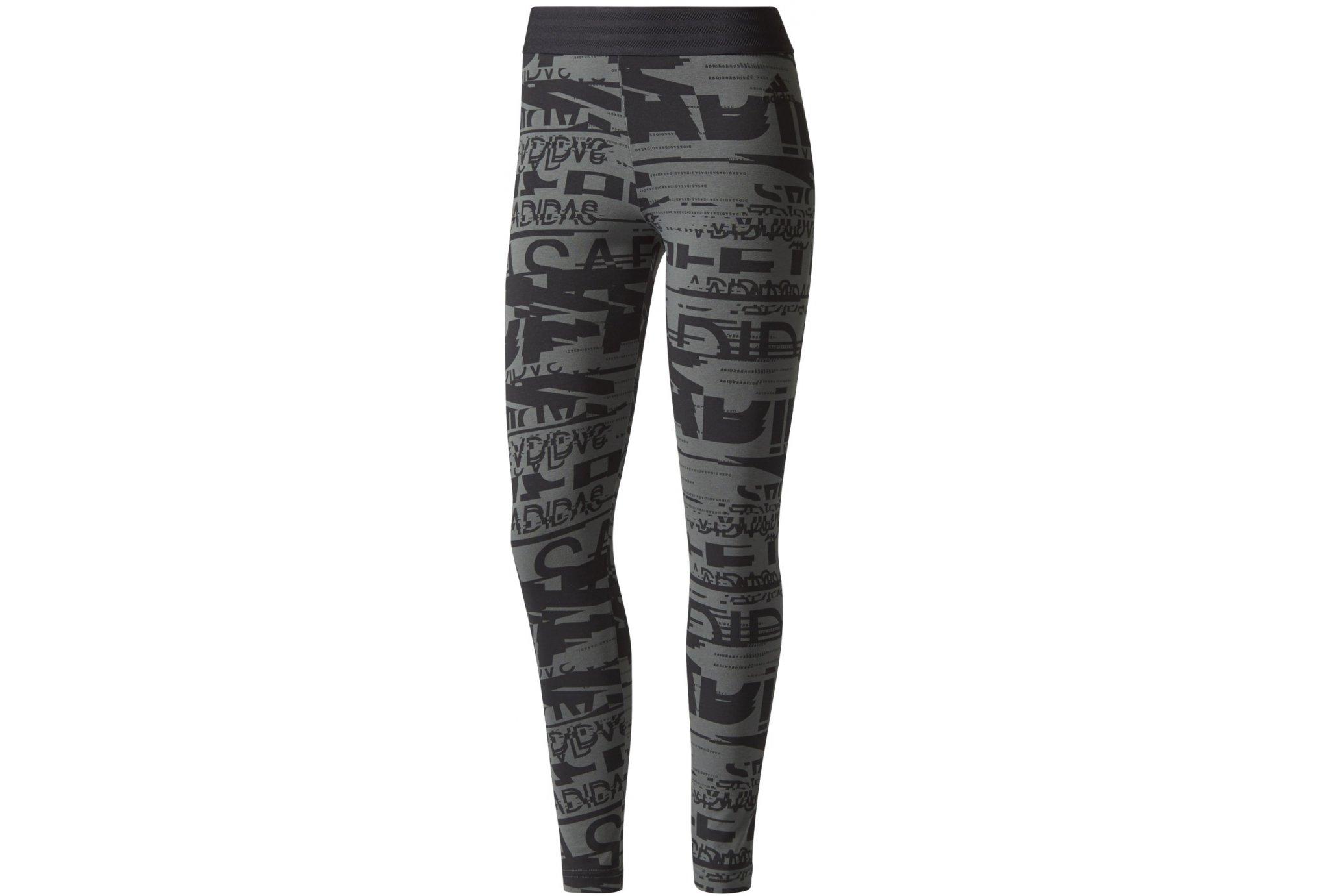 Adidas Sport id allover print w vêtement running femme