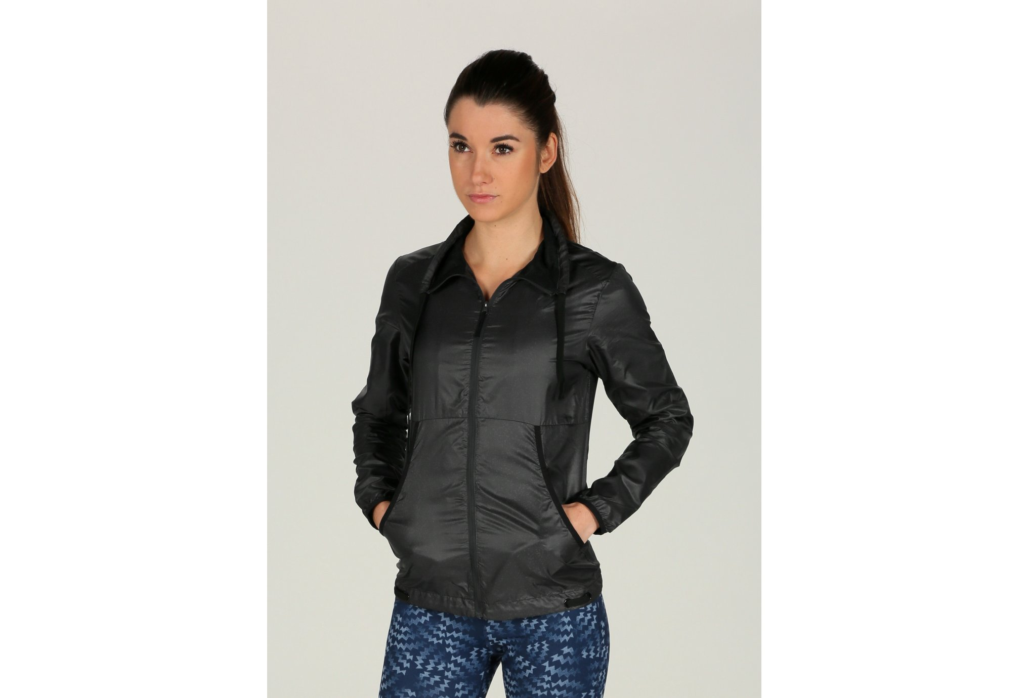 Asics Veste Lightweight W vêtement running femme
