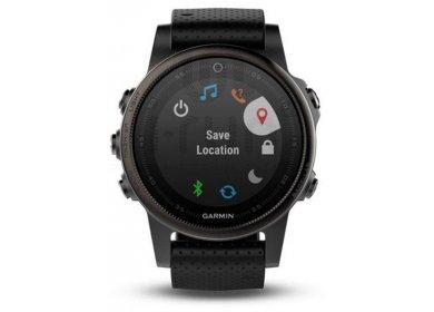 Garmin Fenix 5 S GPS Multisports Sapphire Black