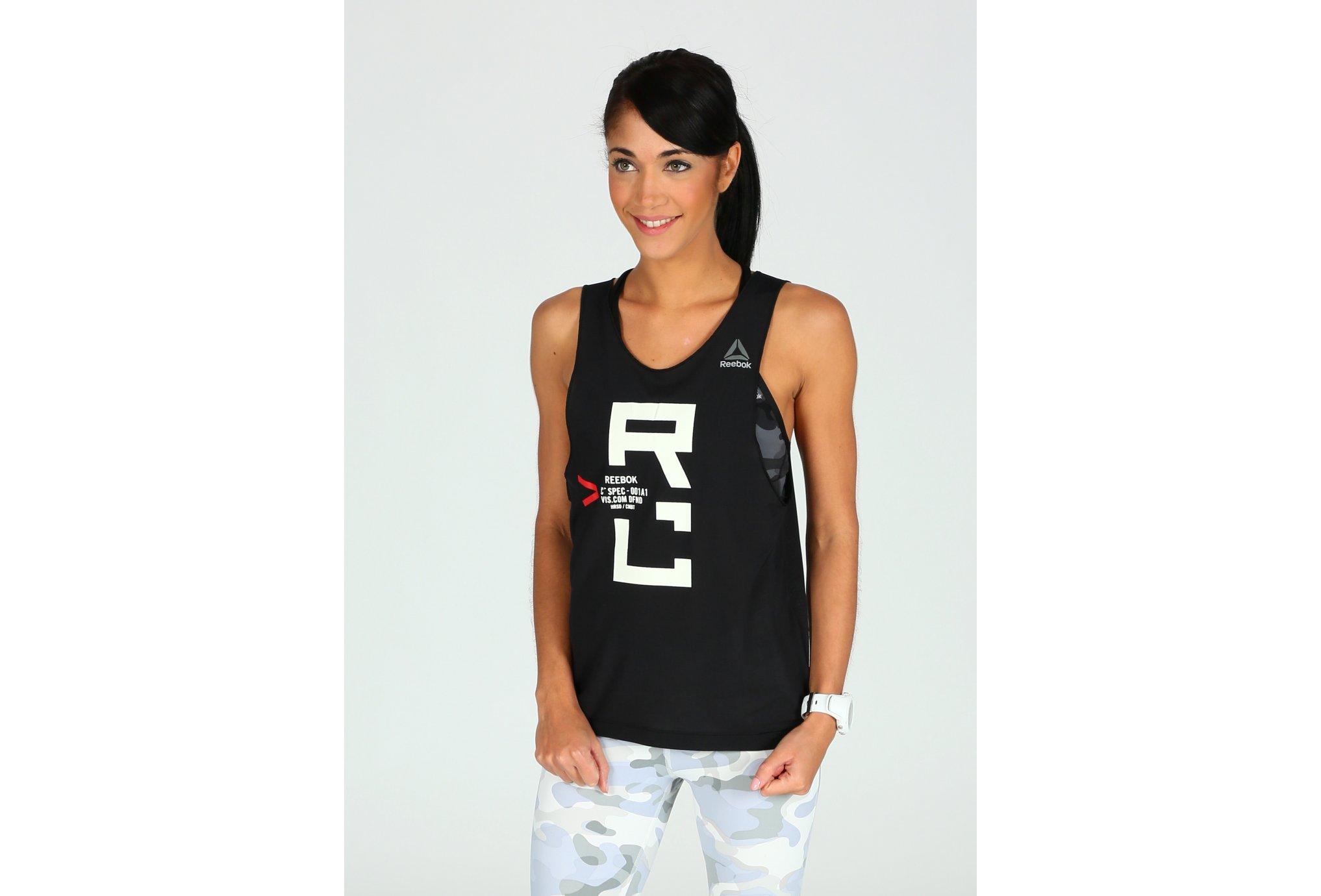 Reebok Combat Mesh W vêtement running femme