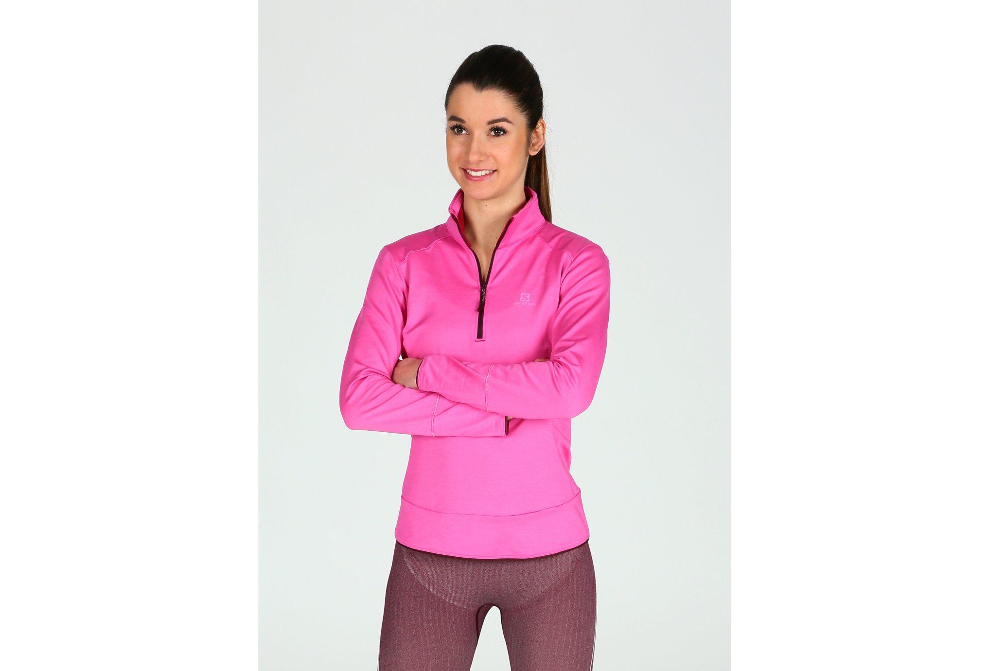 Salomon Discovery HZ W vêtement running femme