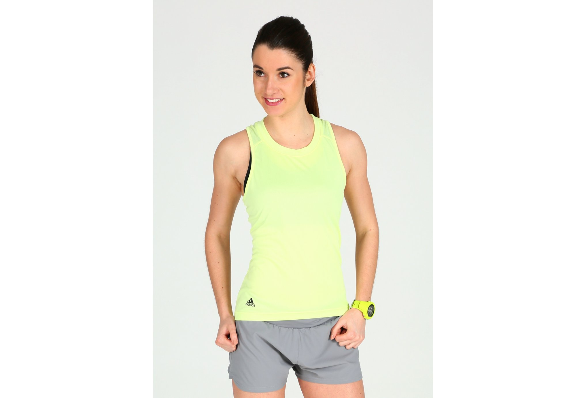 Adidas Débardeur aktiv w vêtement running femme