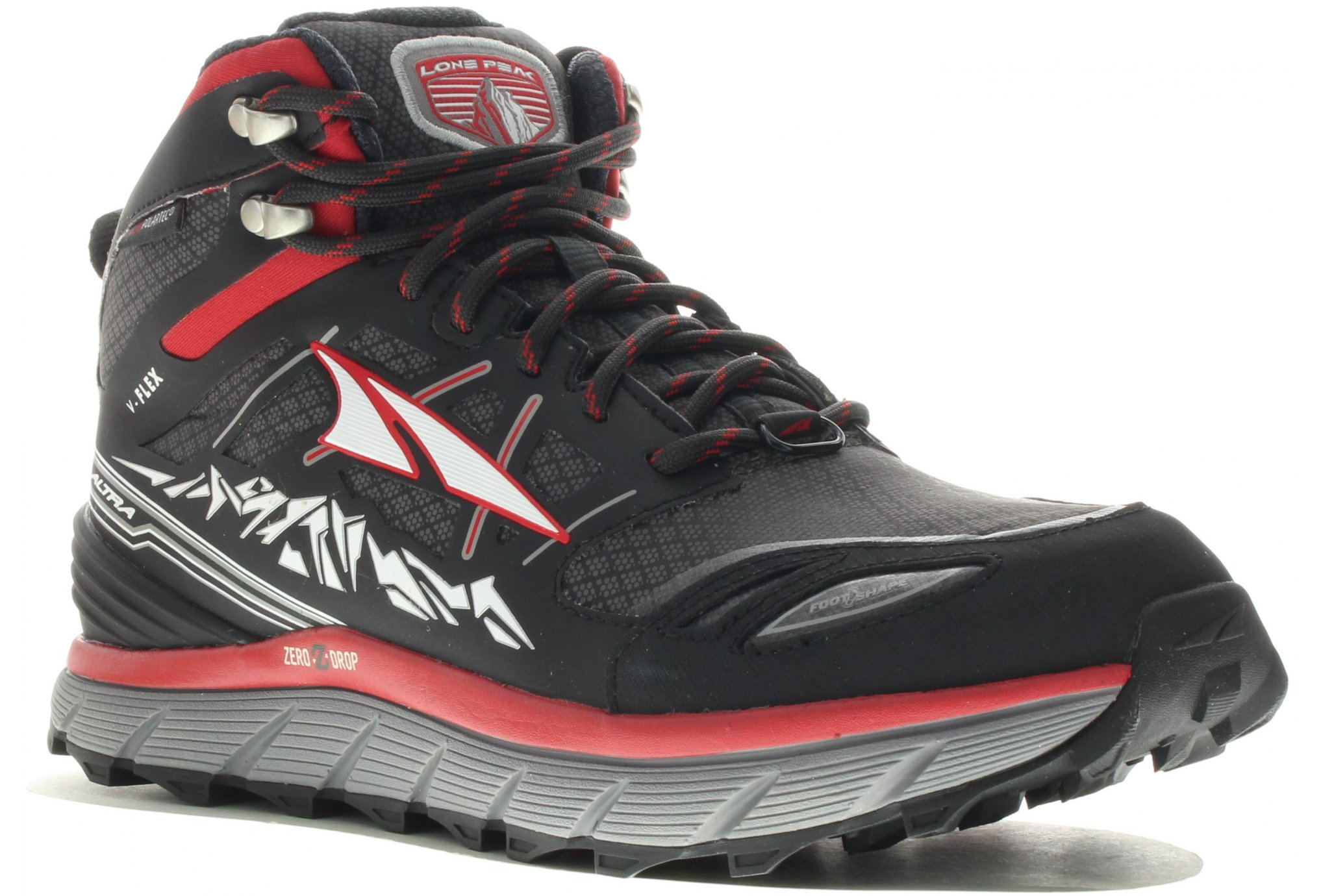 Altra Lone peak mid neo 3.0 m chaussures homme