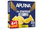 Apurna Étui gels -2h Citron 4+1