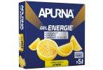 Apurna Etui gels -2h d'effort Citron