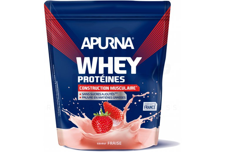 Apurna Whey Protéines - Fraise