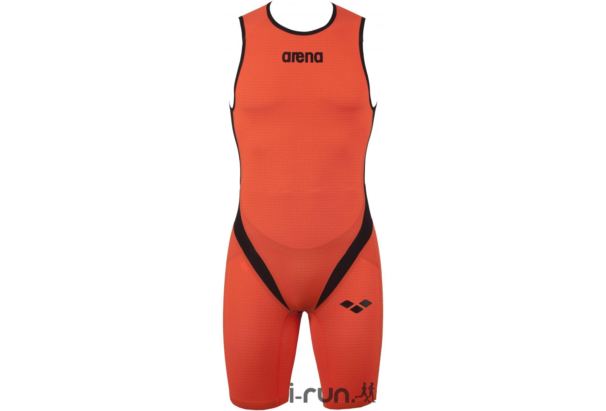 arena Combinaison Carbo Pro Tri zippée M Diététique Vêtements homme