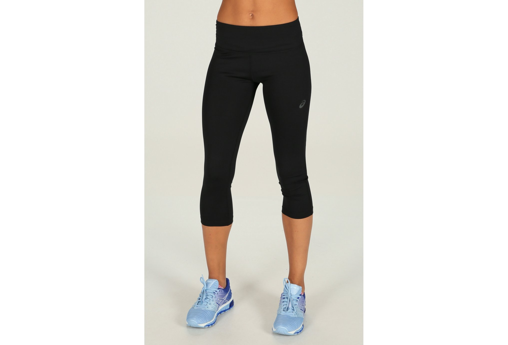 Asics 3/4 spiral tight w vêtement running femme