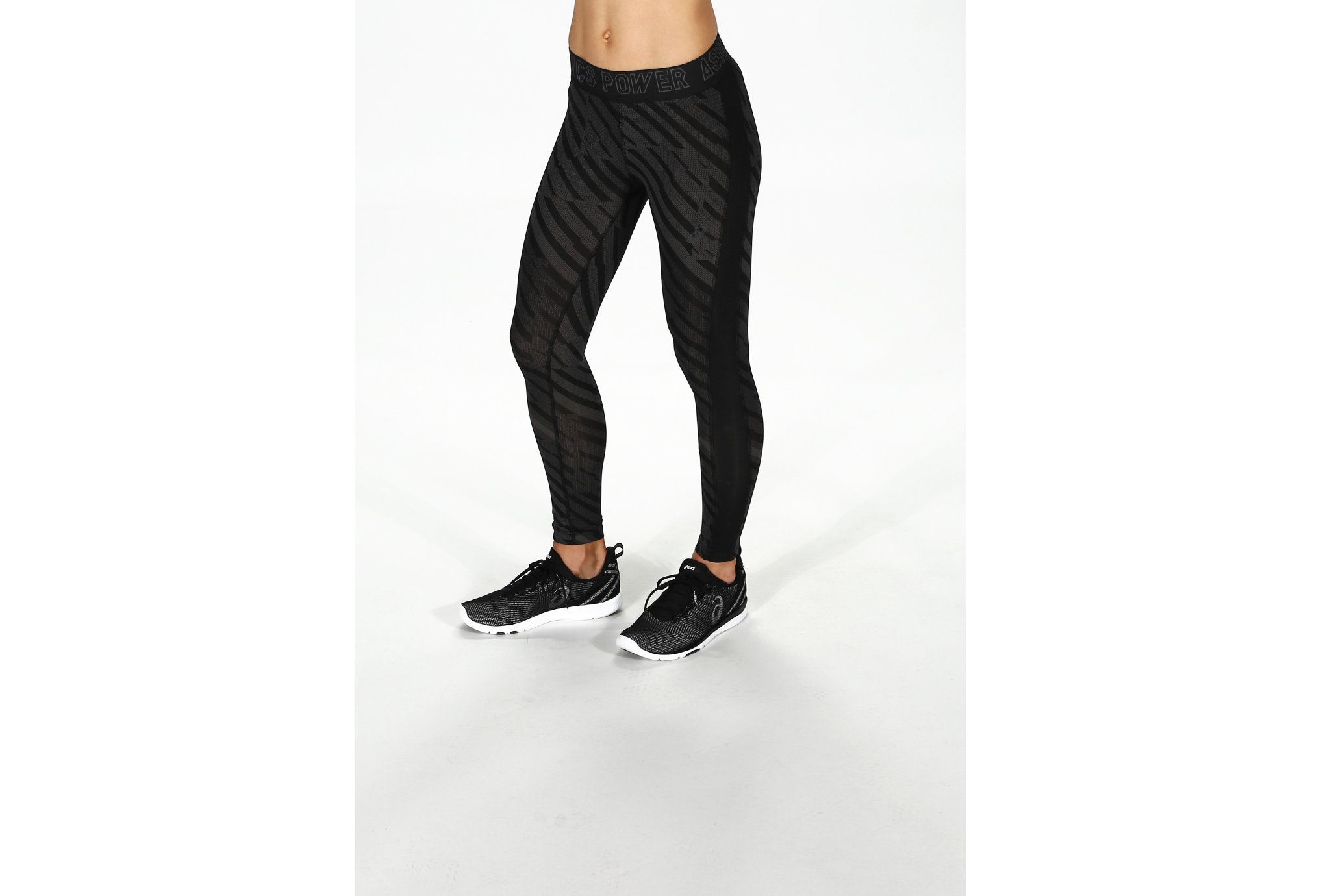Asics Base Graphic 7/8 Tight W vêtement running femme