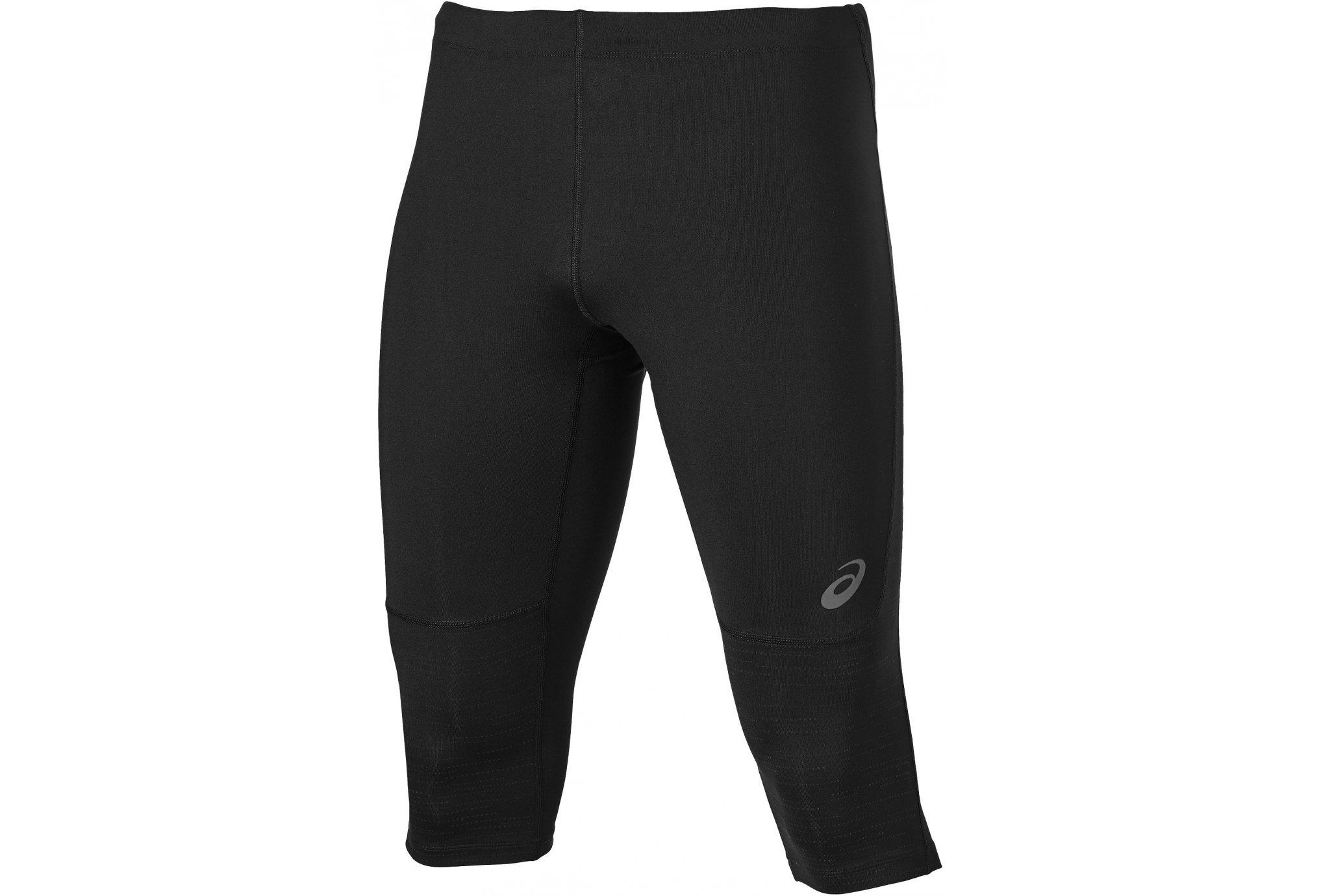 Asics Collant 3/4 lite-Show knee m diététique vêtements homme