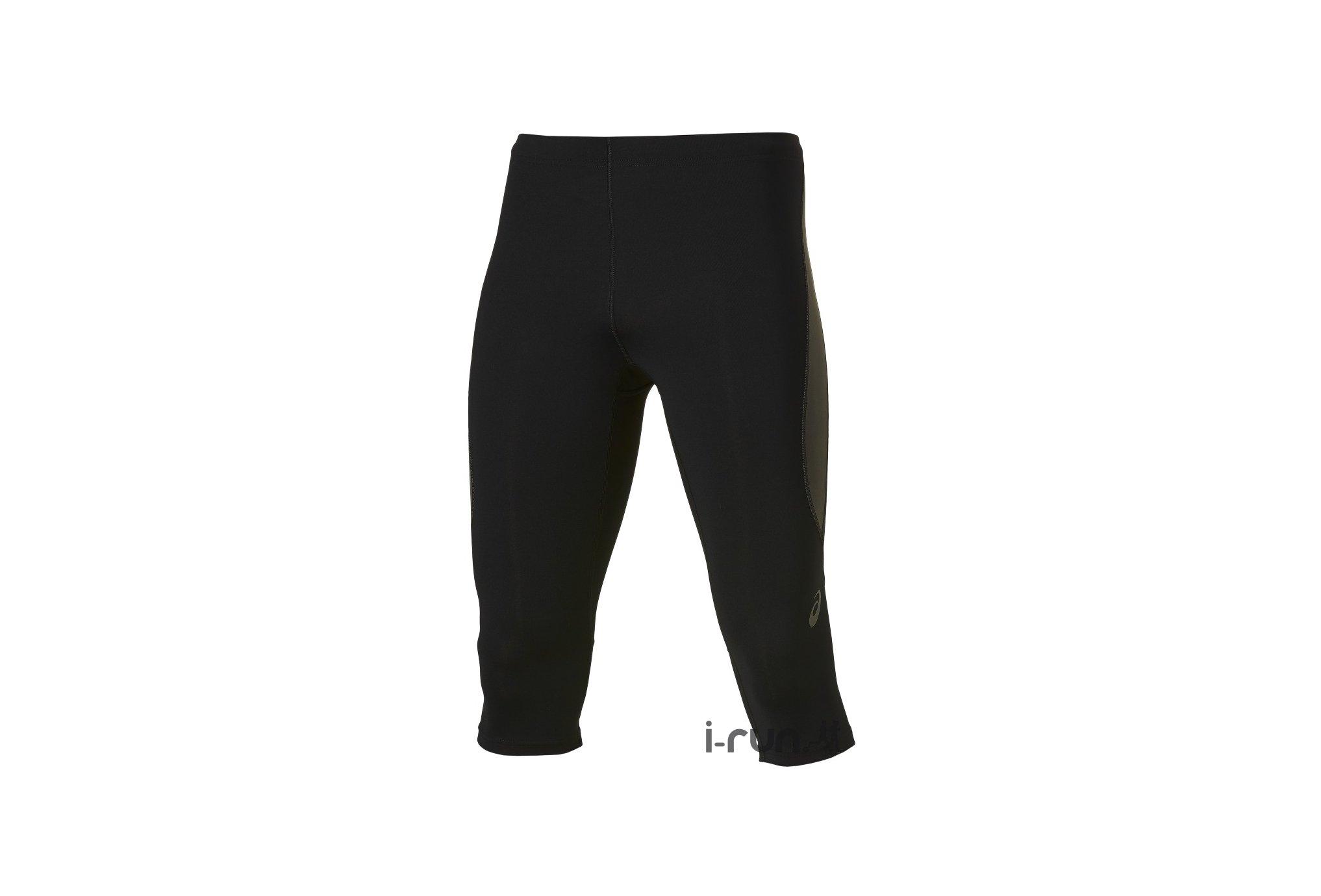 Asics Collant 3/4 race knee m diététique vêtements homme