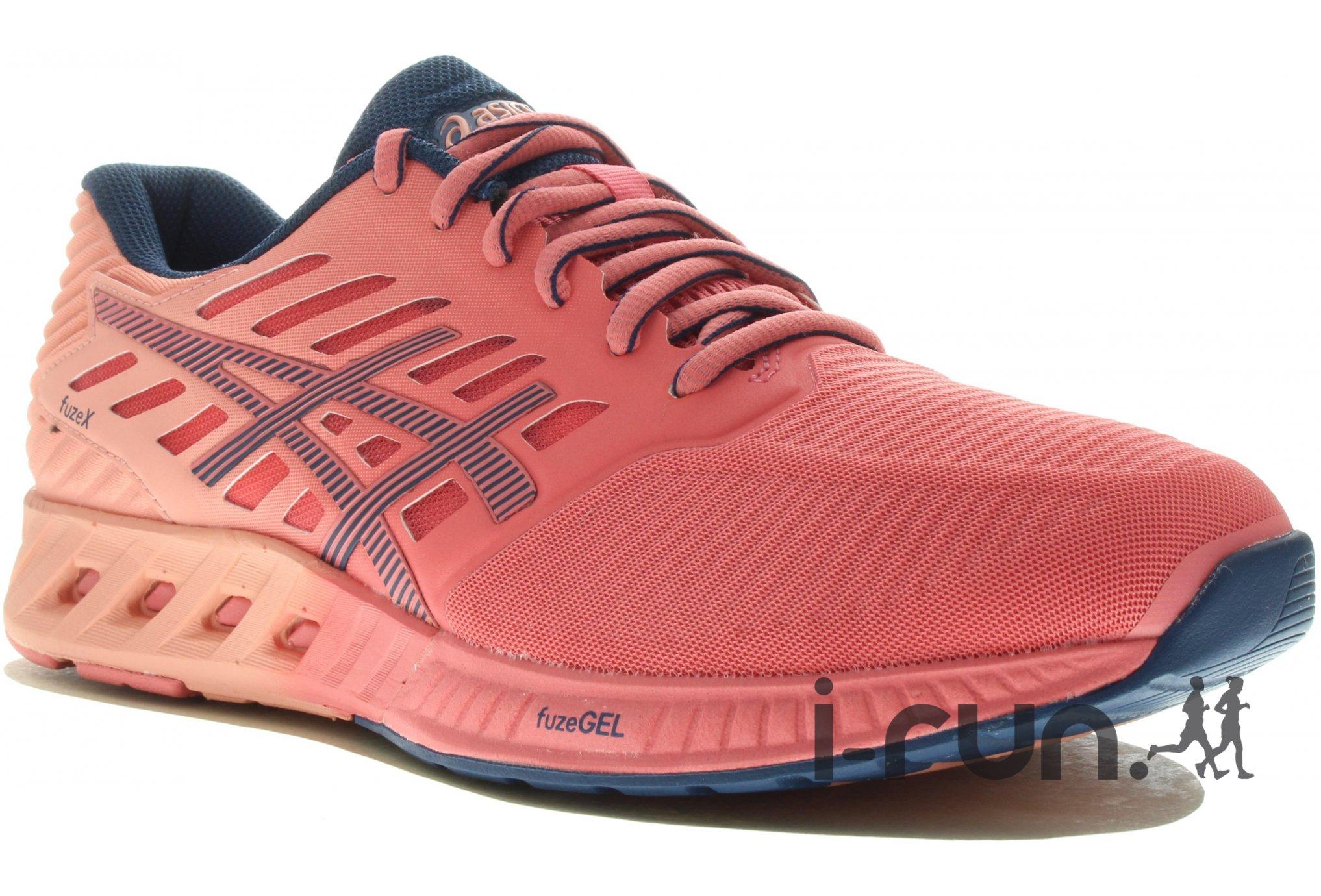 chaussures running femme fuzex asics