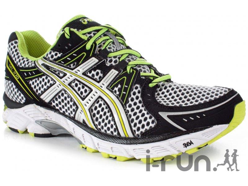 Asics Gel 1170 M pas cher - Chaussures homme running Route & chemin en promo