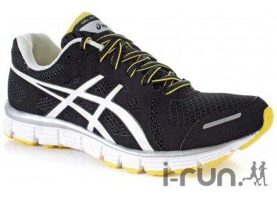 asics chaussures de running gel attract homme