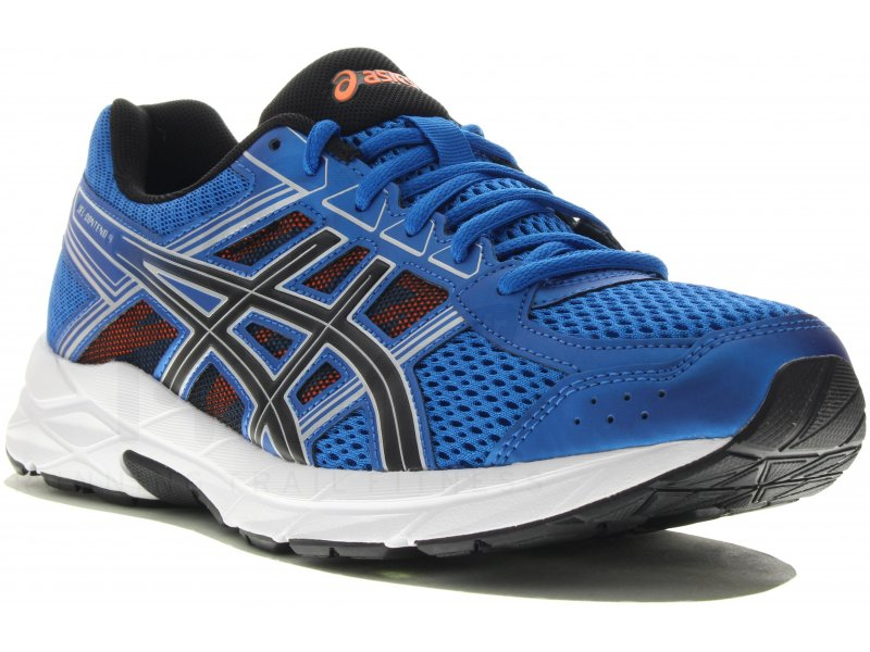 asics gel contend 4 m pas cher chaussures homme running route en promo. Black Bedroom Furniture Sets. Home Design Ideas
