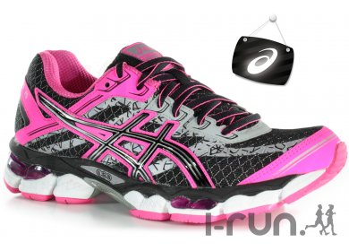 asics gel cumulus 15 expert w pas cher chaussures running femme running route chemin en promo. Black Bedroom Furniture Sets. Home Design Ideas