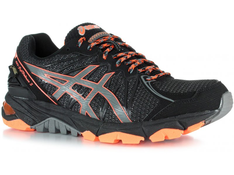 asics gel fuji trabuco 3 gore tex m pas cher chaussures homme running trail en promo. Black Bedroom Furniture Sets. Home Design Ideas
