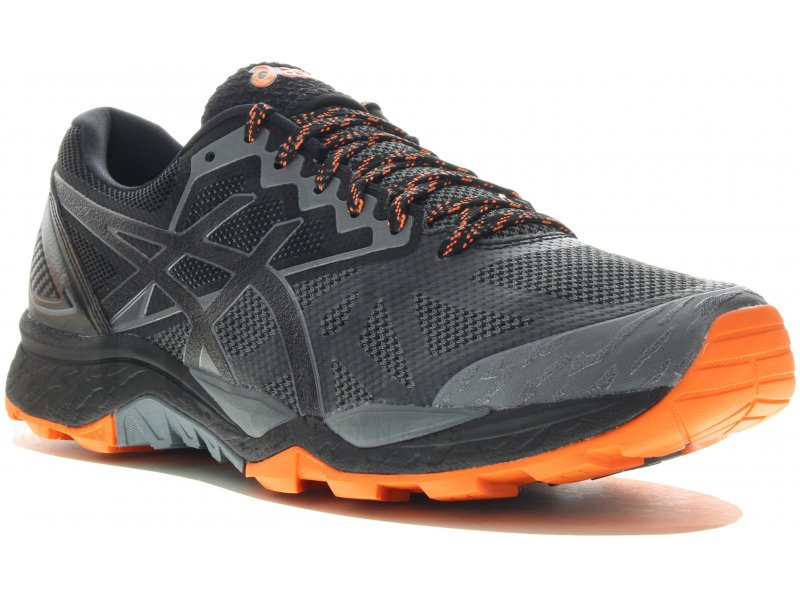 chaussure asics trail homme