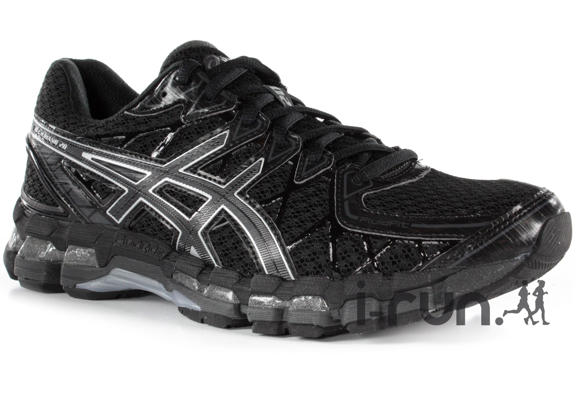 Asics Gel Kayano 20 Black Series M Di�t�tique Chaussures homme