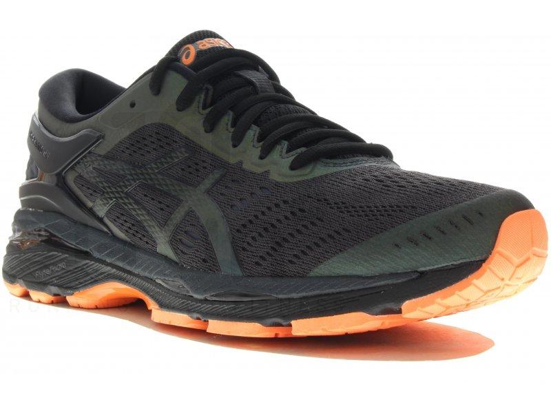 Asics Gel Kayano 24 Expert M pas cher - Chaussures homme running Route &  chemin en promo
